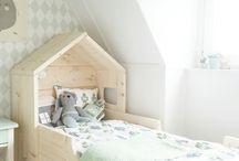 Slaap! / Inspiratie voor de slaapkamers in ons nieuwe huis