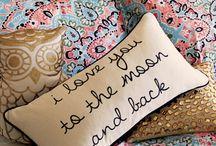 Pass me the pillow / by Debby Ramirez