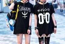 Freaky Fashion / Harajuku, Kawaii, Pastel goth, Lolita, Visual Kei, Sea Punk... And moore alternative styles from Japan (but not only). Just Freaky Fashion!!!