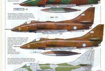 ZUSJ Skyhawk / Mc.D.D. A-4 Skyhawk family