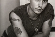 Johnny Depp / by Anahit Hayrapetyan