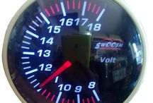 Automotive Meters And Covers / If you want to install automotive meters and covers in your car then contact on 9873484422.We have auto meter in seven different colors. Pick any we deliver at anywhere in india.