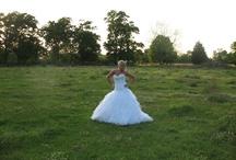 Granddaughter Meighan's Wedding Pix / Beautiful! / by Rebecca