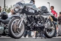 real cafe racer