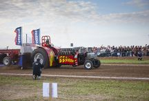 Finale Championnat Tracteur Pulling 2014 / Evénement sportif