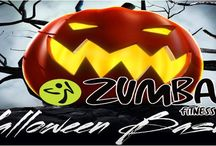 Spooktakula Halloween Zumba Party! / Core Club & 24/7 Gym cordially invites you to ghoul out and showcase your Thriller moves at their Spooktakula Halloween Zumba Party! / by Core Club