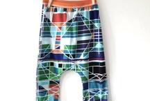 Kids fashion. Spodnie