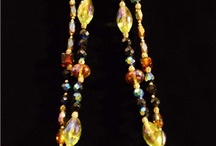 Jewelry / Bling, ctrystals, dichroic glass, and hand made jewelry.