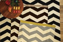Home // Chevron / Chevrons are hot & everywhere in the interior world right now!