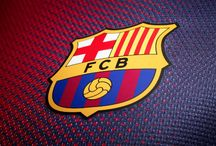 FC Barcelona / by Paul DeCoteau