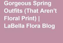 Springtime Ensembles / by LaBella Flora Children's Boutique