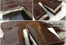 Çikolatalı kafası