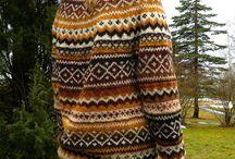 Mormor strikk