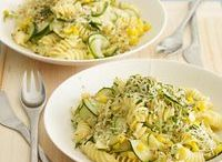 Quick and delicious Dinners / Dinner and lunch dishes that taste great and are easy to prepare