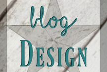 Blogging - design