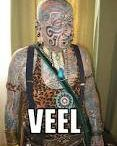 Helle erge Tattoo's
