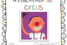 Kleuters; circus