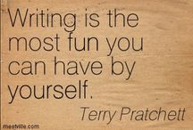 Deep Thoughts / Inspiration and advice for any writer or teacher.