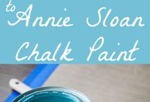 Chalk Paint / by Encore Banners