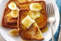 Rise and Shine recipes