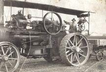 Kemna Breslau Steam Ploughs