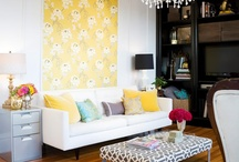 Decor: Living Spaces/ Lofts