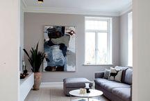 Belysning stue / Interiør, Interior, light, lys, lamper