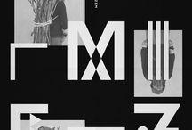 Letters - Geometric