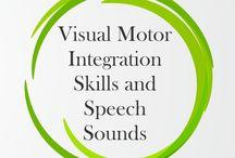 visual motor skills