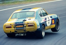 Touringcars of the 60's and 70's