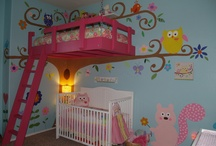 Owl themed girls room / by Melissa Kennedy