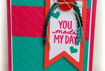 Stampin' Up! ~ Best Day Ever / Inspiration for Stampin' Up's Best Day  Ever set