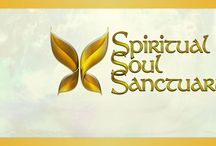 SPIRITUAL SOUL SANCTUARY / An online Sanctuary where you can nurture your soul and nourish your mind.  Develop yourself to be the best you can be to grow your business.