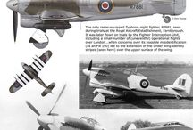 Hawker Typhoon Profiles / Modelling requires accurate profiles and detailed camoflage