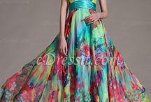 eDressit robe imprimée
