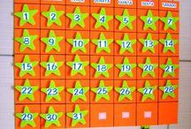 Calendar kindergarten