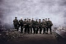 Band of Brothers / WW 2 / by Dik Muilenburg