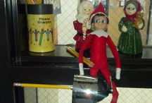 Elf in the Classroom / by The Sharpened Pencil