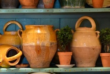 Pottery inspirations / by Roni Roemmich