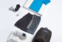 Athleisure Style! / Looking for new threads to boost your workouts? How about something to lounge around in? We share outfit inspirations here, completed with shoes & accessories from Rack Room Shoes!