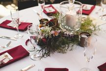 Cranberry wedding