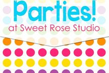 Birthday Party Ideas / by Jonathan Verzosa
