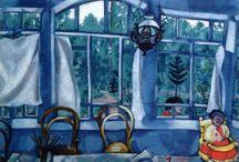 Marc Chagall / by Marilynn Conforzi
