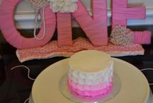 Emma's first birthday  / by Holli Griggs Smallwood
