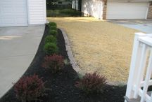 Edging Blocks / These are our edging blocks projects, for homes across Northeast Ohio.
