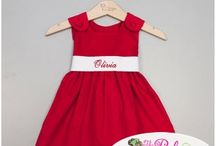 Monogrammed Children's Clothing / We love a cute Jon Jon or a monogrammed dress. We have new styles for you this year. Check back to see our cute monogrammed items for your little one.