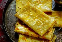Indian flat breads & bakery / Indian chapatis, parathas etc. And Indian bakery style breads