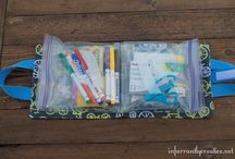 Busy bags for kids/adults