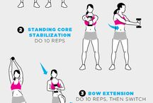 Flattening the Belly / Excercise