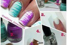 Nails! Pretty nails!